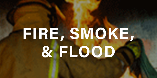 Fire Smoke and Flood Restoration