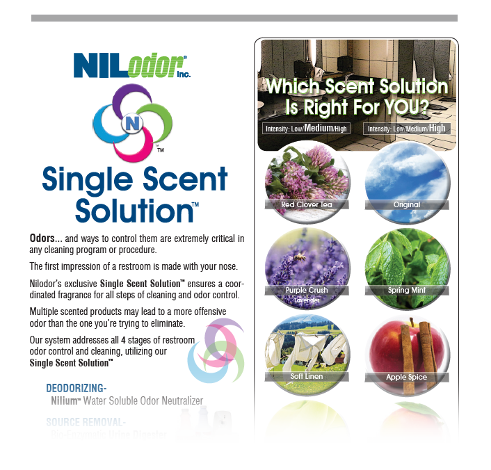 Single Scent Solution
