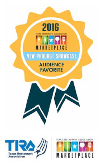 TRA New Product Showcase Audience Favorite Award