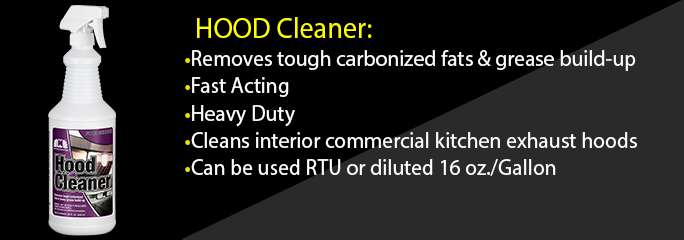 Food Service Hood Cleaner