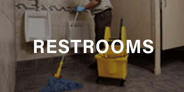 Restroom Cleaning and Odor Control