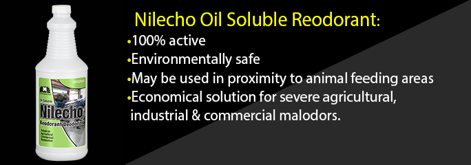 Nilecho Oil Soluble Reodorant