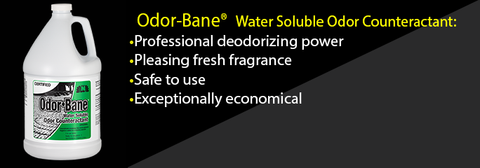 Odor-Bane Water Soluble Odor Counteractant