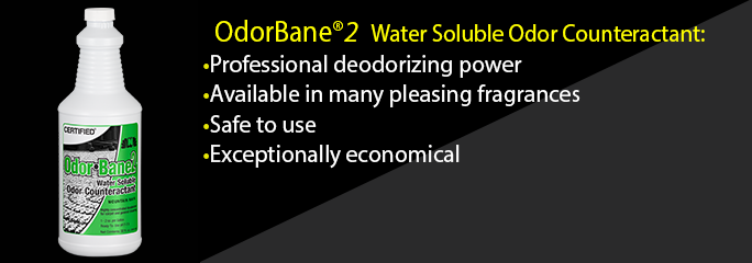 Odor-Bane2 Water Soluble Deodorizer