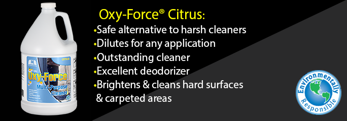 Oxy-Force Citrus Multi-Purpose Cleaner