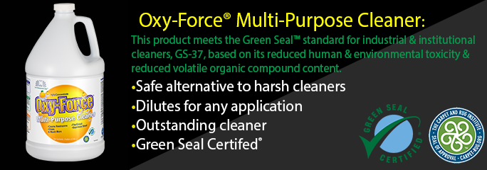 Oxy-Force All-Purpose Cleaner