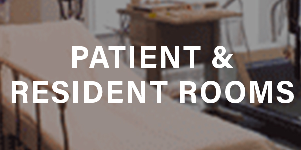 Odor Control in Patient Rooms