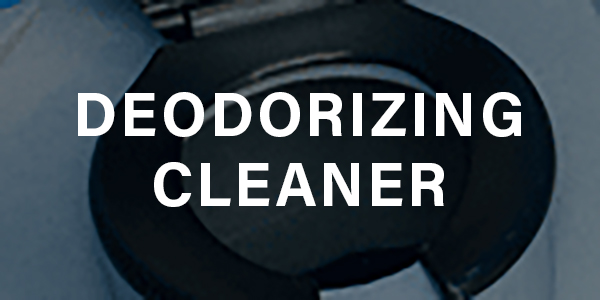 Deodorizing Cleaner for Portable Sanitation