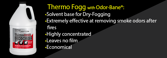 Thermo Fogg with Odor-Bane