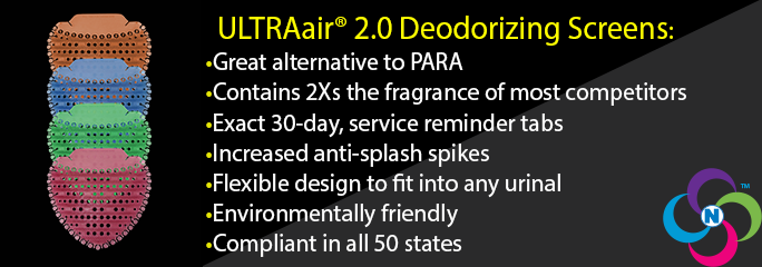 ULTRA Air 2.0 Deodorizing Urinal Screen