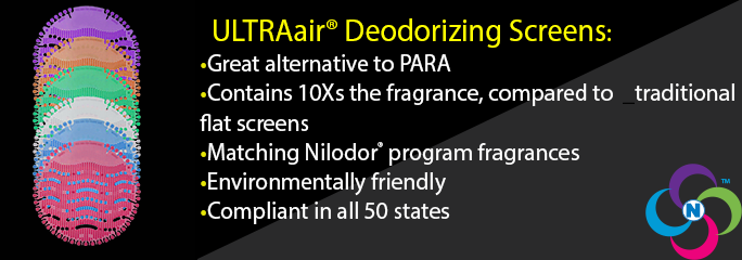 ULTRA Air Deodorizing Urinal Screen