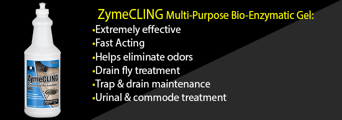 ZymeCLING Mutli-Purpose Gel Bio-Enzymatic
