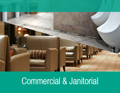 Commercial and Janitorial