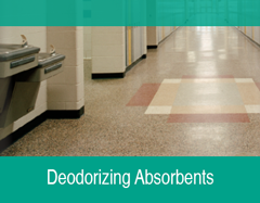 Deodorizing Absorbents