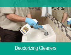 Deodorizing Cleaners