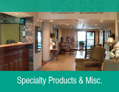 Specialty Products and Misc.