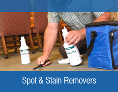 Spot and Stain Removers