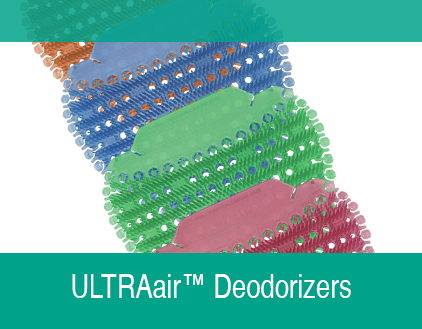 Ultra Air Deodorizing System