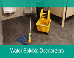 Water Soluble Deodorizers