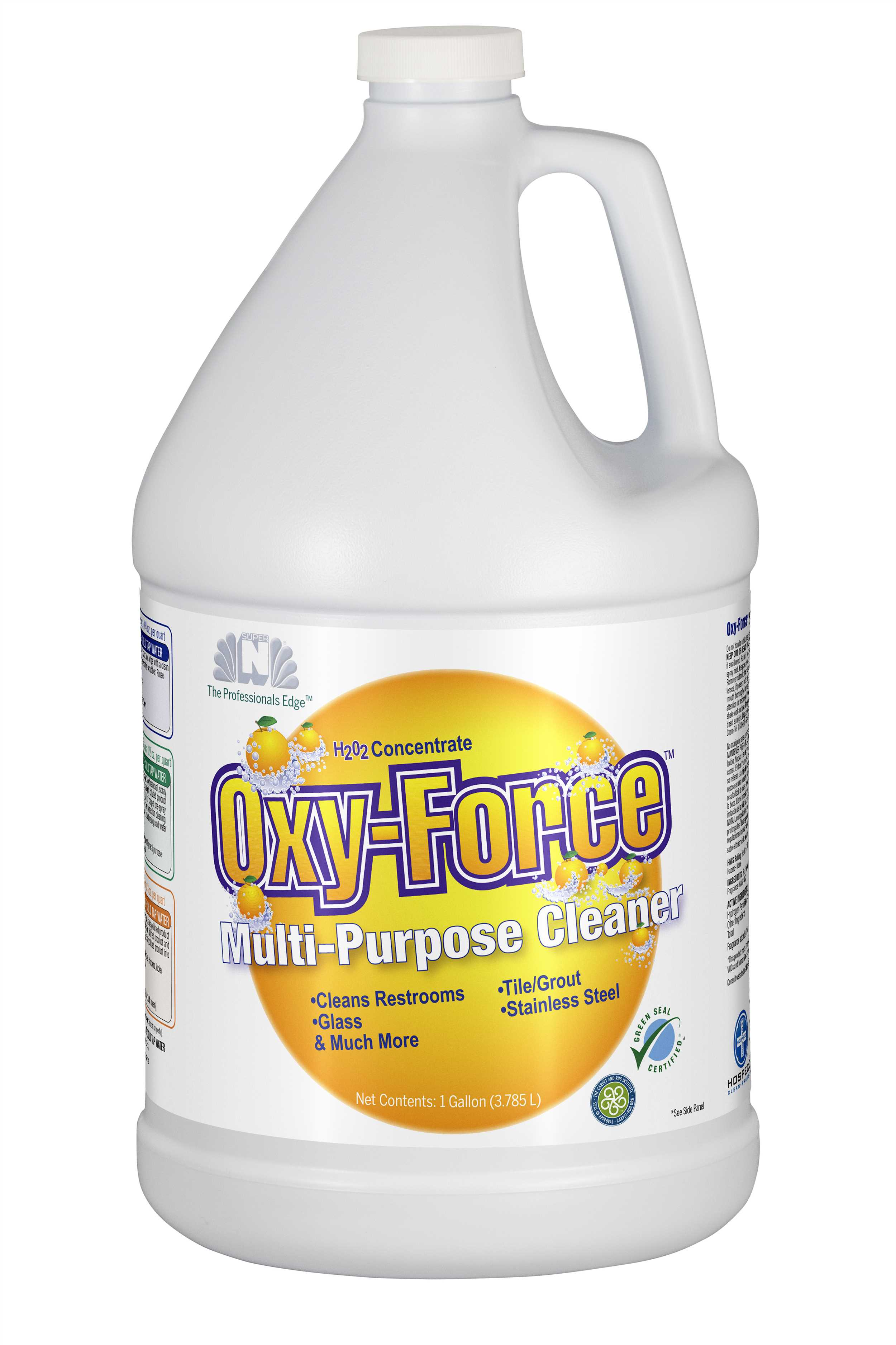 Oxy-Force Hydrogen Peroxide Cleaner