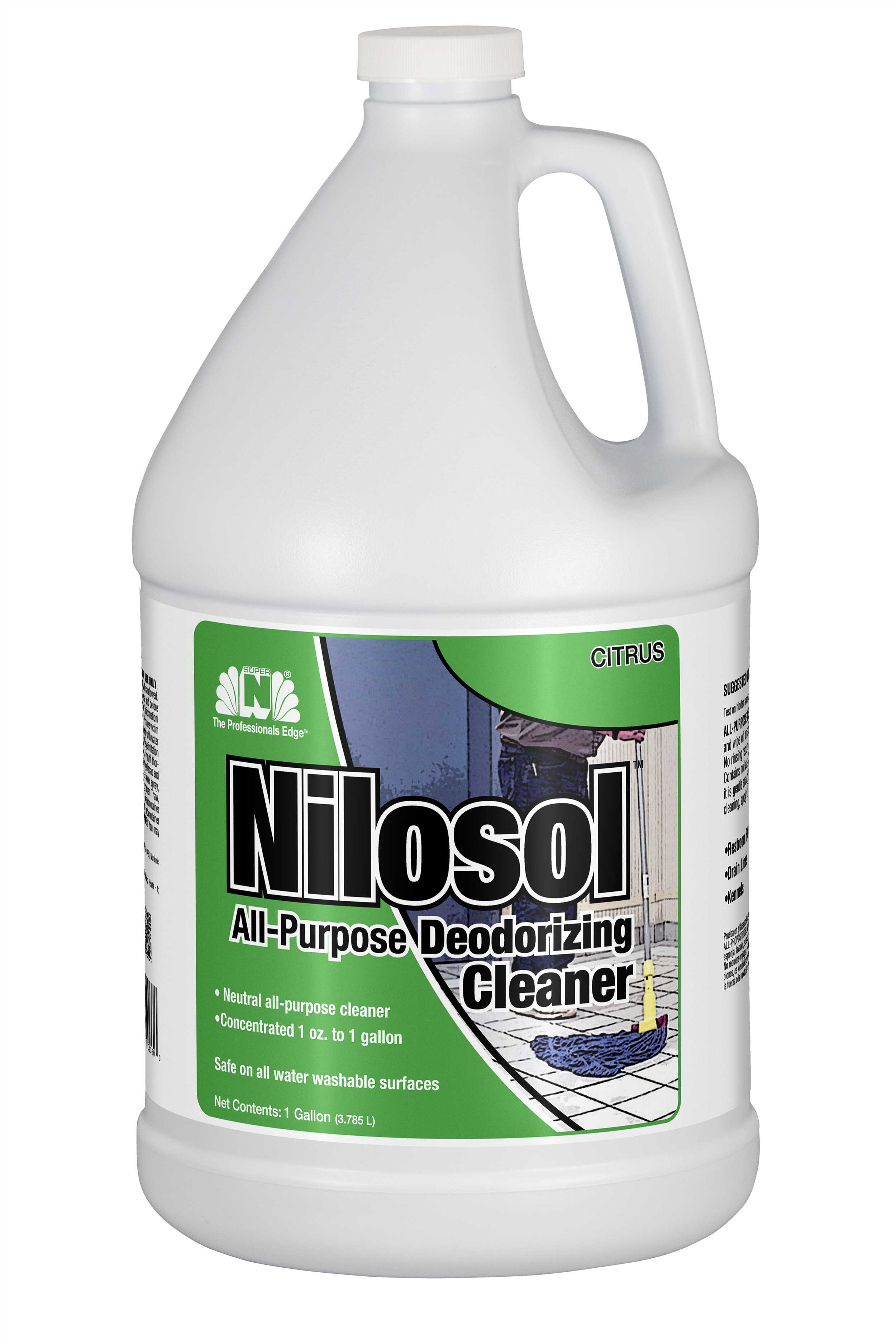 Nilosol All Purpose Deodorizing Cleaner