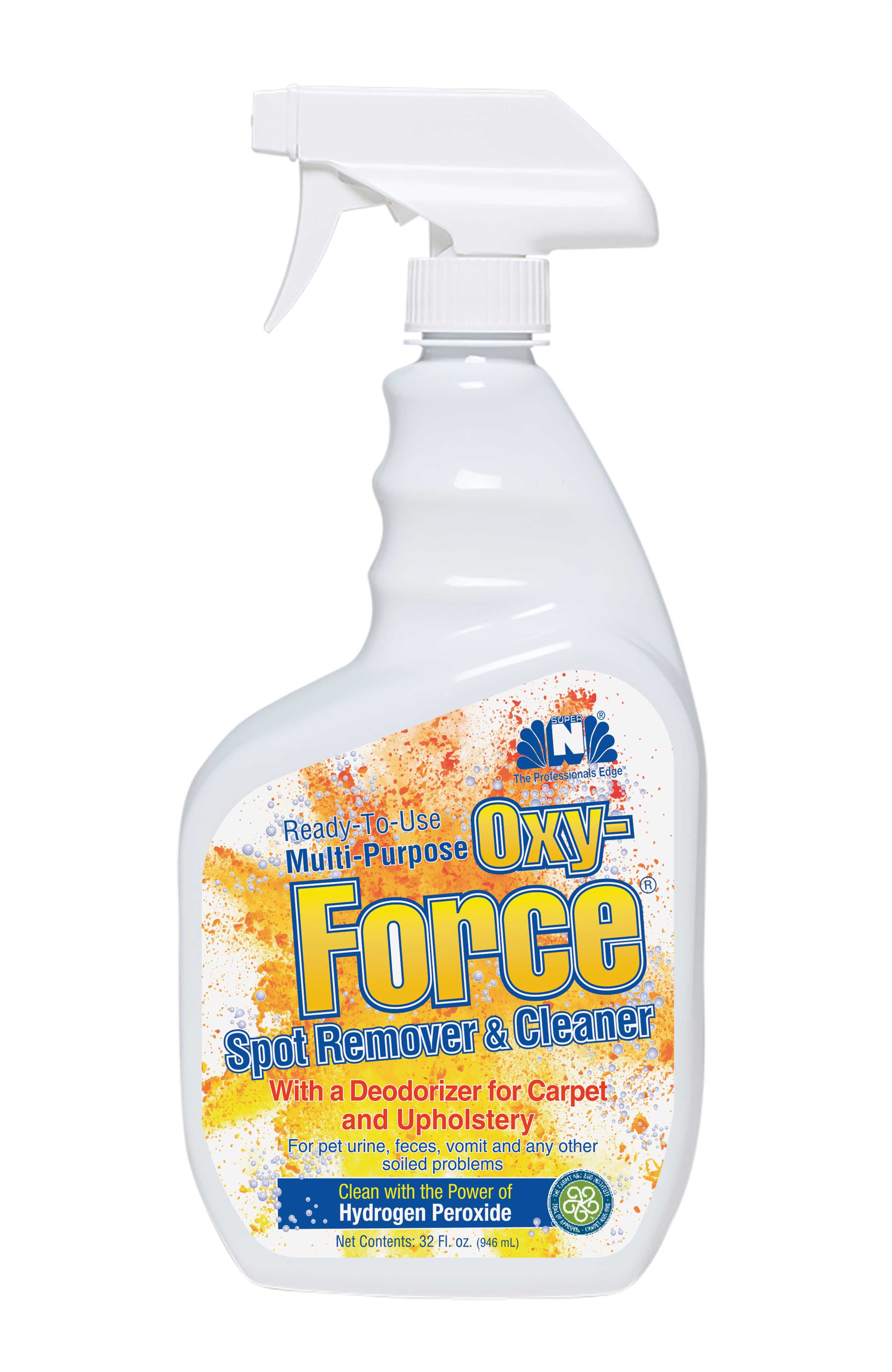 Oxy-Force RTU Spot and Stain Remover