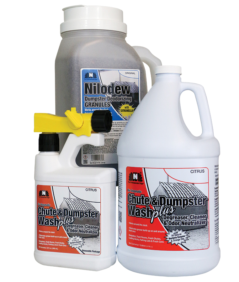 Dumpster Deodorizing and Cleaning Kit PLUS